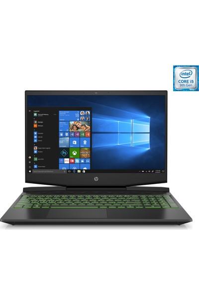 "HP Pavilion 15-DK0002NT Intel Core i5 9300H 8GB 256GB SSD GTX1050 Windows 10 Home 15.6"" FHD Taşınabilir Bilgisayar 6ZJ35EA"