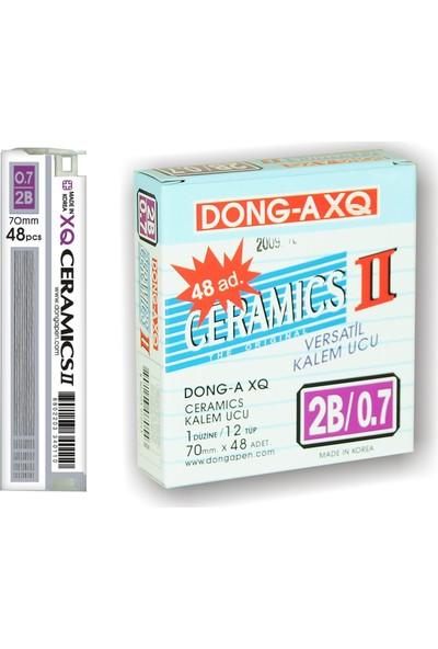 Dong-A Ceramics Versatil Min Uç 2B 70 mm 12'li kutu - 48 adet