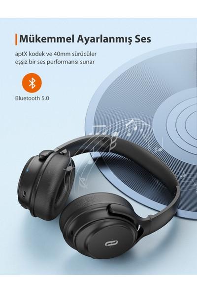 TaoTronics SoundSurge 85 Aktif Gürültü Engelleyici ANC Bluetooth 5.0 Kulaklık cVc 8.0 40 Saat Müzik (Çift Cihaz Desteği)
