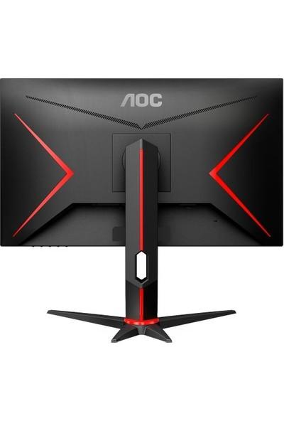 "AOC Q27G2U 27"" 144 Hz 1ms (HDMI+Display+DVI-D) FreeSync QHD Monitör"