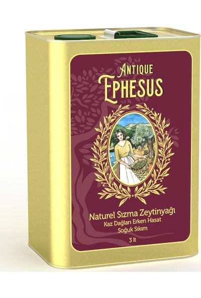 Antique Ephesus Erken Hasat Soğuk Sıkım Naturel Zeytinyağı 3 lt