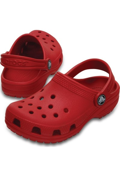 Crocs 204536-6En Classic Clog Spor Çocuk Terlik