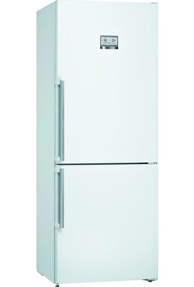 Bosch KGN76AWF0N Serie 6 A++ 578 lt No-Frost Buzdolabı