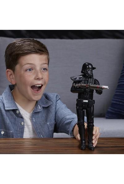 Star Wars Elektronik Figür C1578-C1580 Imperial Death Trooper