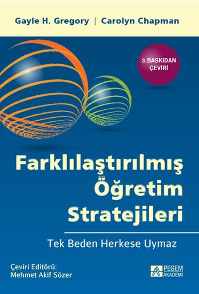 Farklılaştırılmış Öğretim Stratejileri - Carolyn Chapman