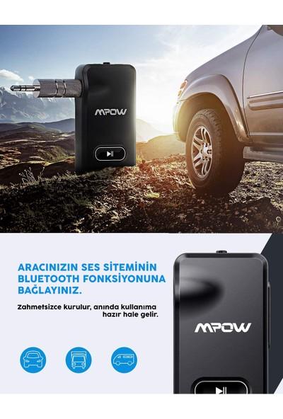 Mpow Bluetooth Müzik Kiti Siyah BH129BB
