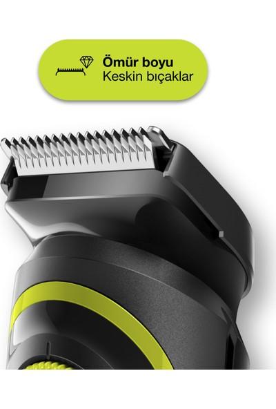 Braun BT 3241 Saç & Sakal Şekillendirici Kablosuz Islak & Kuru + Gillette