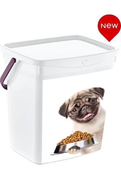 Hobby Life Q-Box Kedi ve Köpek Mama Saklama Kutusu