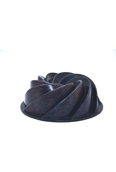 Ceylin Rüzgar Gülü Kek Kalıbı Granit Döküm