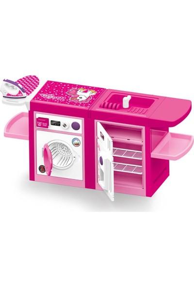 Dolu Unicorn Çamaşır-Bulaşık-Fırın-Buzdolabı Seti