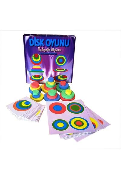Yuka Kids Yayıncılık Disk Oyunu