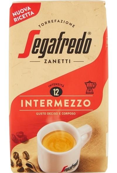 Segafredo Zanetti Intermezzo Öğütülmüş Kahve 225 gr