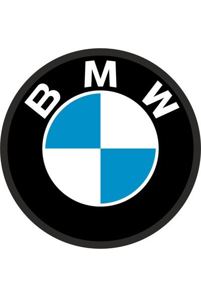 Sticker Fabrikası Bmw Logo Arma Sticker 5 x 5 cm Renkli