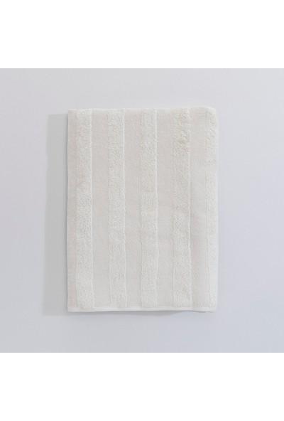 Chakra Stripe Havlu 85 x 150 cm Keten
