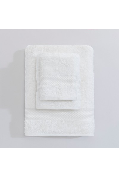 Chakra Ross Havlu 85 x 150 cm Ekru