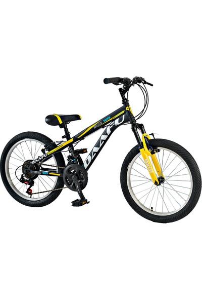 Daafu SXC100 20 Jant Bisiklet Vitesli V-Brek Tek Amortisörlü Erkek Dağ Bisikleti