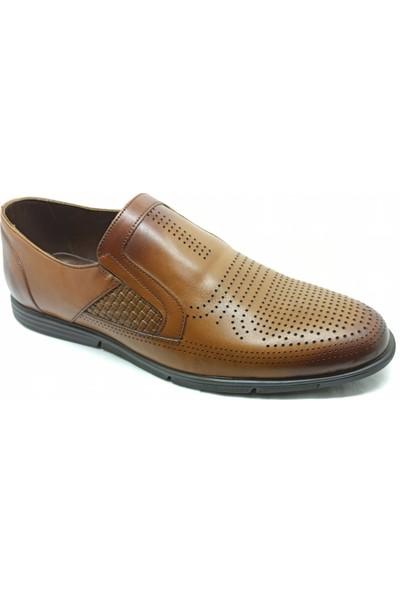 Trendy 464 Erkek Deri Günlük Ayakkabı