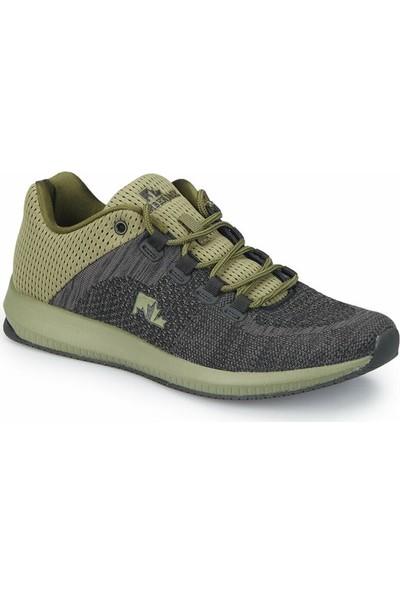 Lumberjack Ale 100236566 Haki Erkek Sneaker Ayakkabı