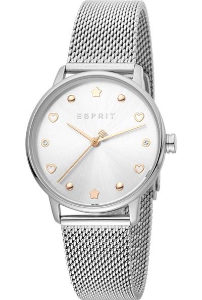 Esprit ES1L174M0055 Kadın Set Kol Saati ve Bileklik
