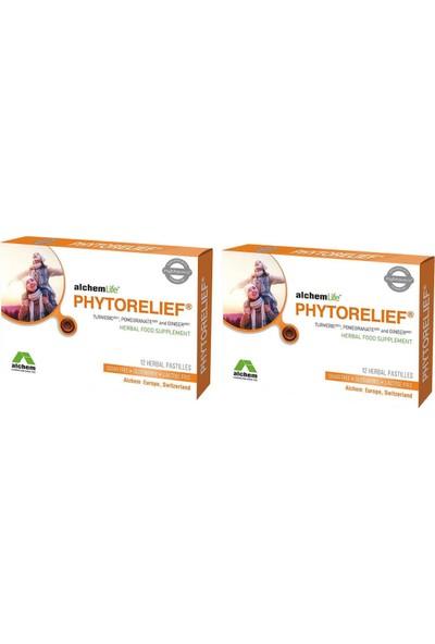 Phytorelief Pastil 12 x 2 Kutu