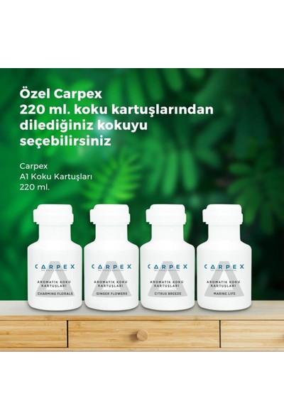 Carpex A1 Eco Geniş Alan Koku Makinesi + 220 ml Kartuş Cute