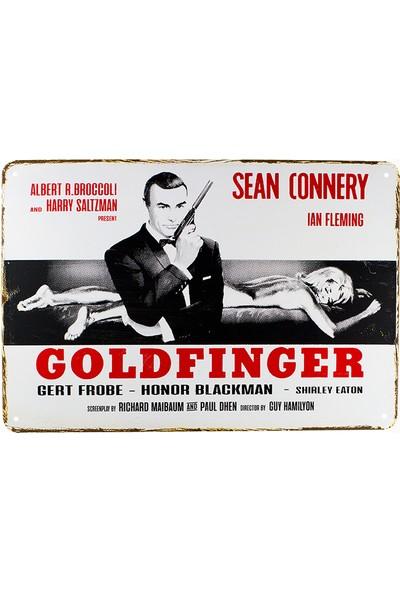 Carma Concept James Bond Goldfınger