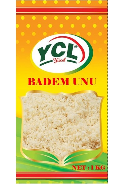 Türkmenler Badem Unu 1 kg (Makaronluk)