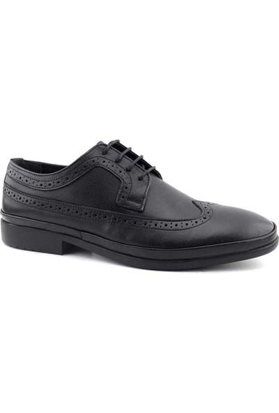 Secure 1834 Erkek Ayakkabı Siyah