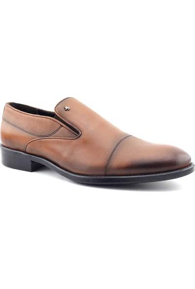 Murat Doğan Erkek Klasik Ayakkabı Taba