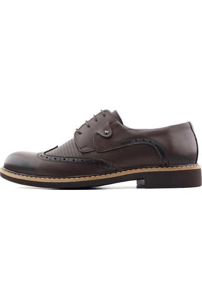 Murat Doğan 2152 Erkek Klasik Ayakkabı Kahverengirengi
