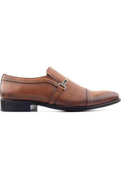 Murat Doğan 210 Klasik Erkek Ayakkabı Taba