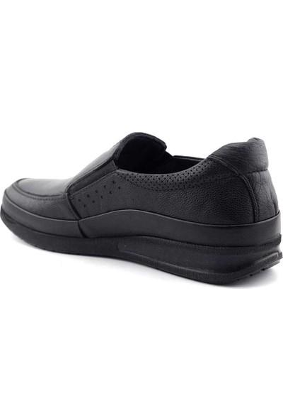 Mariotto 400 Comfort Erkek Ayakkabı Siyah