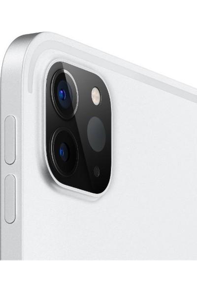 "Apple iPad Pro 4.Nesil Wi-Fi 256GB 12.9"" Tablet - Gümüş MXAU2TU/A"