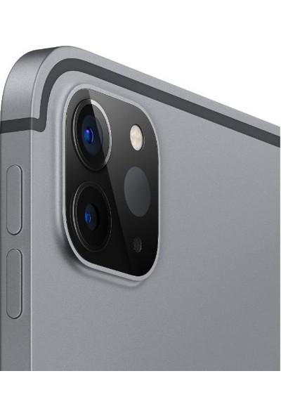 "Apple iPad Pro 4.Nesil Wi-Fi Cellular 256GB 12.9"" Tablet - Uzay Grisi MXF52TU/A"