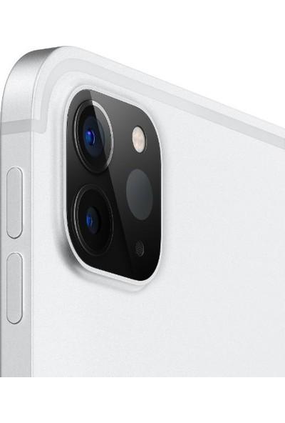 "Apple iPad Pro 4.Nesil Wi-Fi Cellular 512GB 12.9"" Tablet - Gümüş MXF82TU/A"