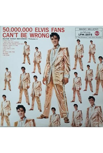Elvis' Gold Records Volume 2 Plak