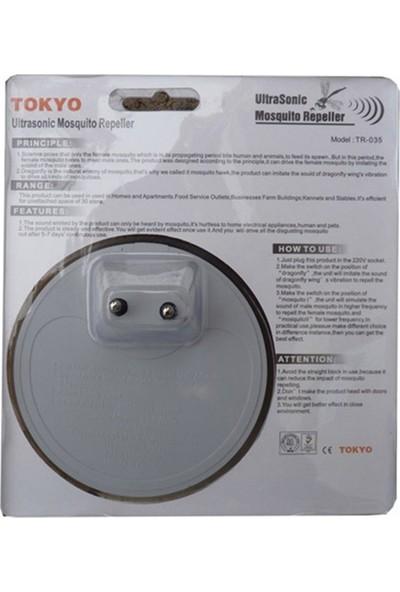 Tokyo AN-B321 Ultrasonik Sinek Sivrisinek Kovucu