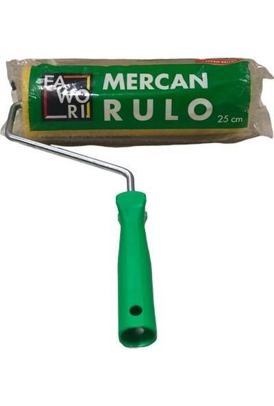 Fawori Mercan Rulo 25 cm