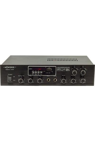 Nwork SMALL-100T Trafolu Stereo Amfi