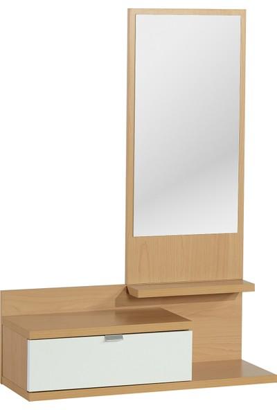 Dienni Kayın Aynalı Dresuar