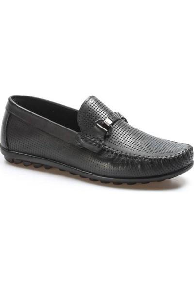 Fast Step Deri Erkek Loafer Ayakkabı 858MA500