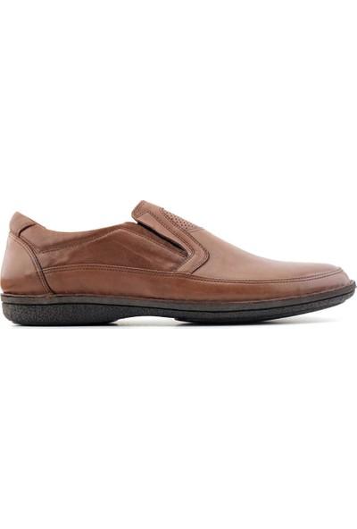 Dr. Flexer 198303 Hakiki Deri Erkek Ayakkabı Taba