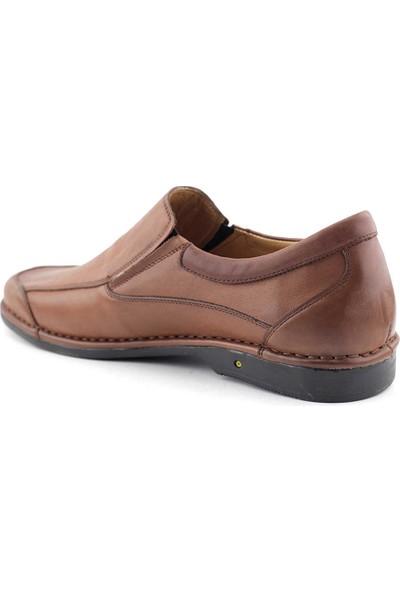 Dr. Flexer 061609 Hakiki Deri Erkek Ayakkabı Taba