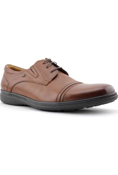 Dr. Flexer 018001 Hakiki Deri Erkek Ayakkabı Taba