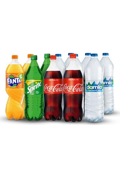 Coca-Cola 12'li Pide Lezzeti Paketi