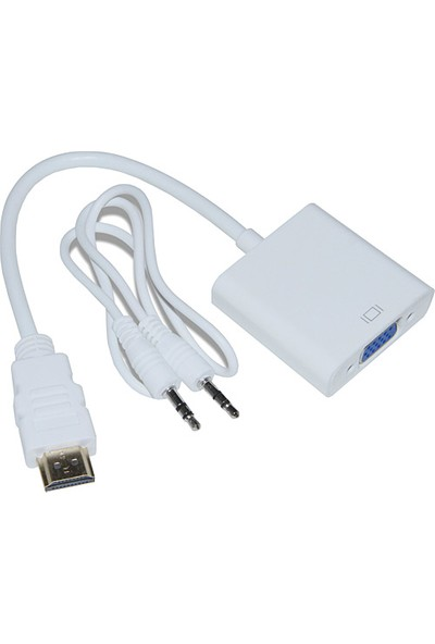 Compaxe HDMI To VGA Çevirici