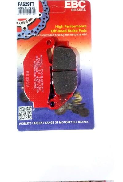 Ebc Ebc Carbon Fren Balatası Fa629Tt Arka Cbr125 Crf250L Msx125 Crf250 Me Supermoto 311