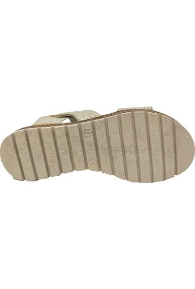 Cassy 2031 Anatomik Kadın Sandalet