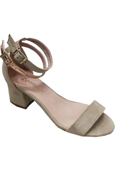 Demirtaş 56 Trend Fashion Kadın Sandalet