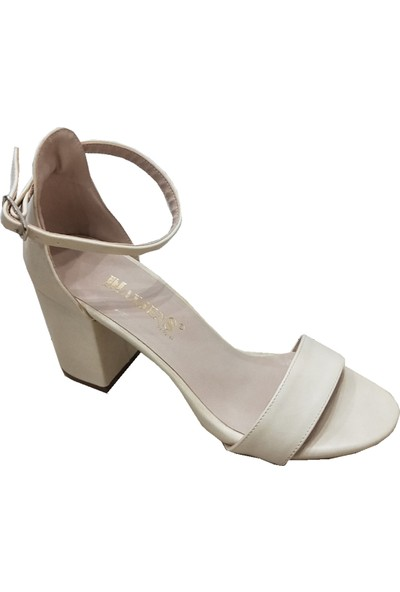 Gizem 2415 Trend Fashion Kadın Sandalet